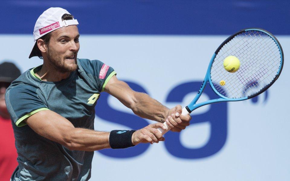 Соуса крачи уверено напред на US Open