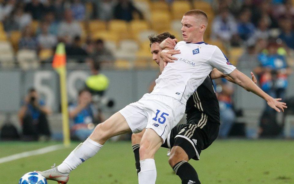 Динамо Киев уволни украинска легенда