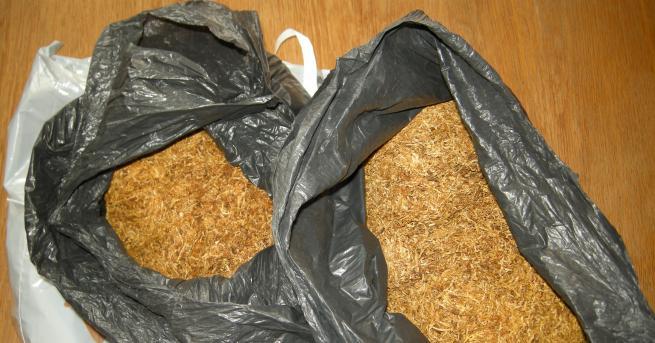 Иззеха голямо количество контрабанден тютюн във Видинско, съобщиха от полицията.