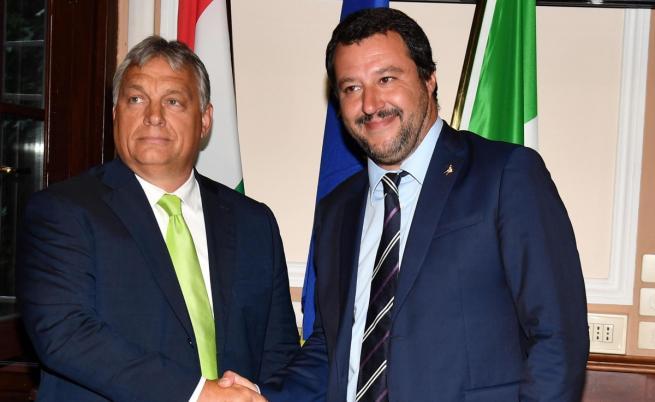 Защо Орбан и Салвини се обявиха за опоненти на Макрон