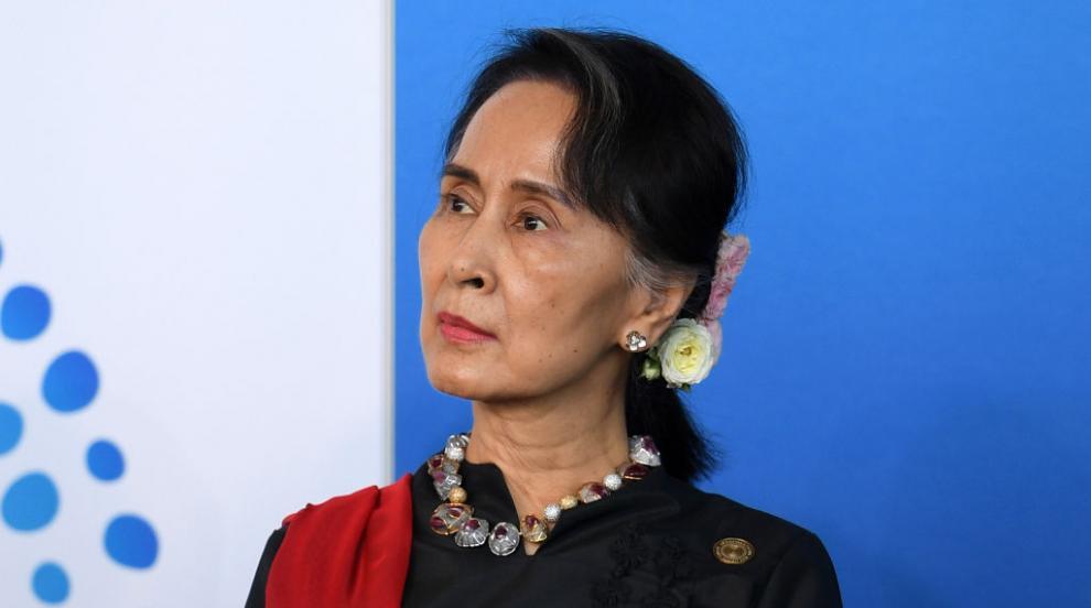 Няма да отнемат Нобеловата награда за мир на Аун Сан Су Чжи