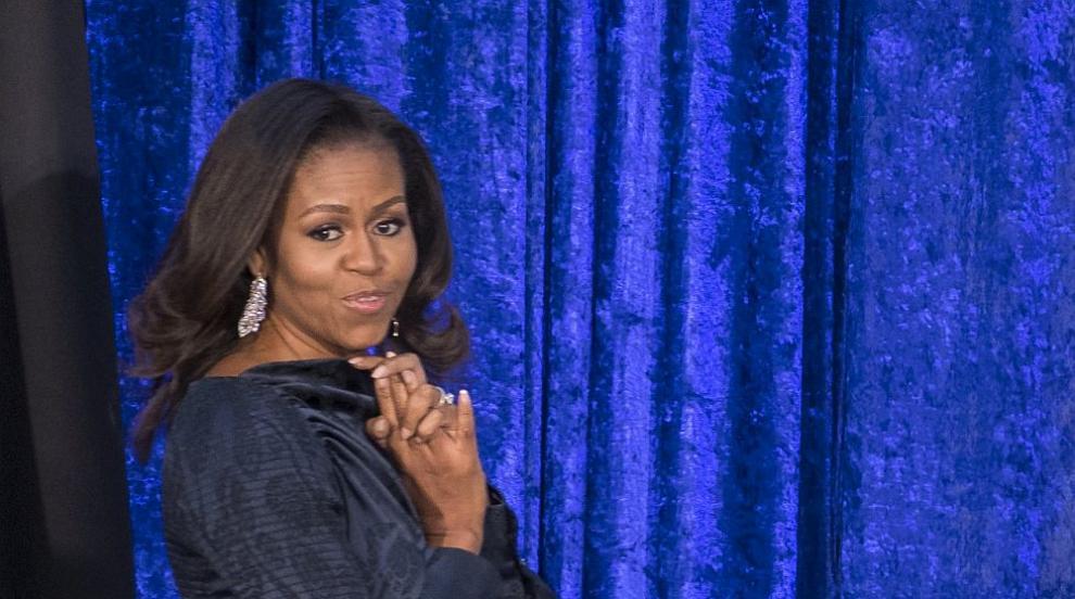 Къде си почива Мишел Обама?