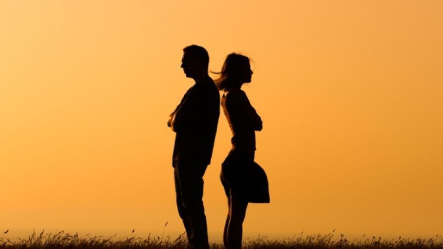 8 причини за страх от раздяла (СНИМКИ)