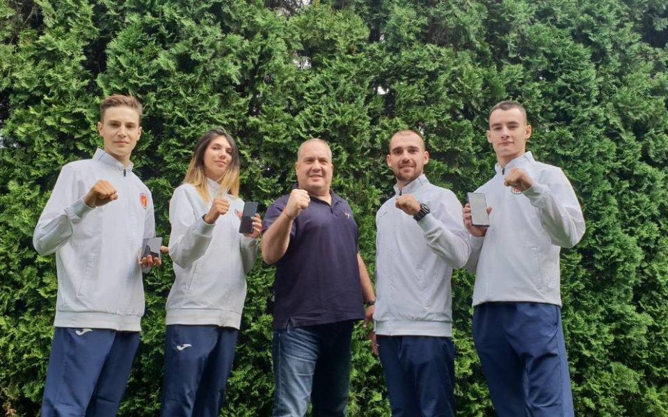 Ударно начало на новия сезон за олимпийско ни таекуондо
