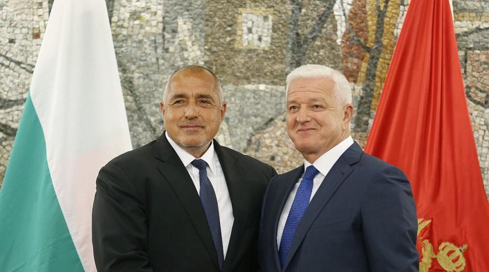 Премиерът на Черна гора Душко Маркович пристига у нас