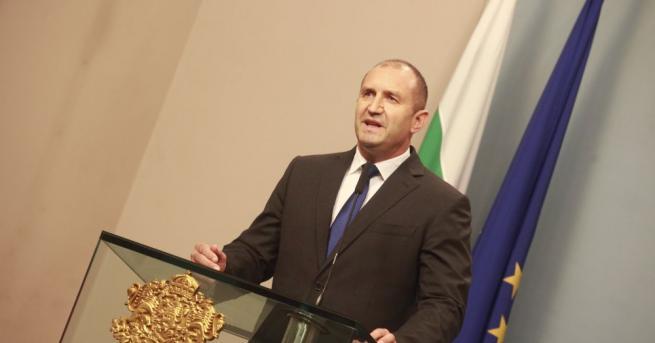Президентът Румен Радев е сезирал Конституционния съд (КС) по повод