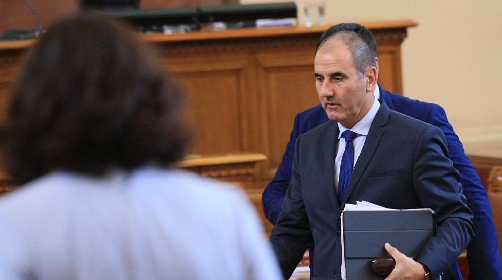 Цветанов бе избран за постоянен представител в УС на Европол