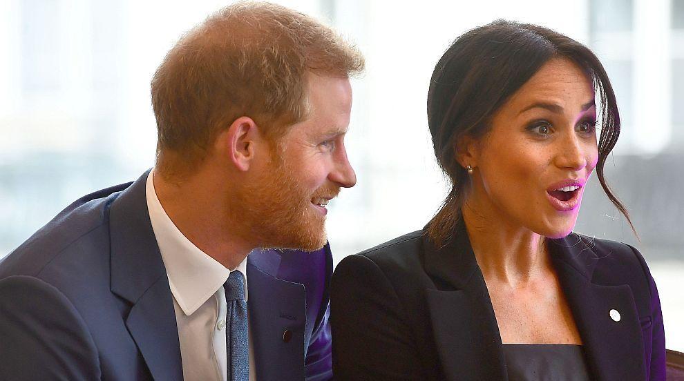Принц Хари и херцогиня Меган ще се върнат в клас