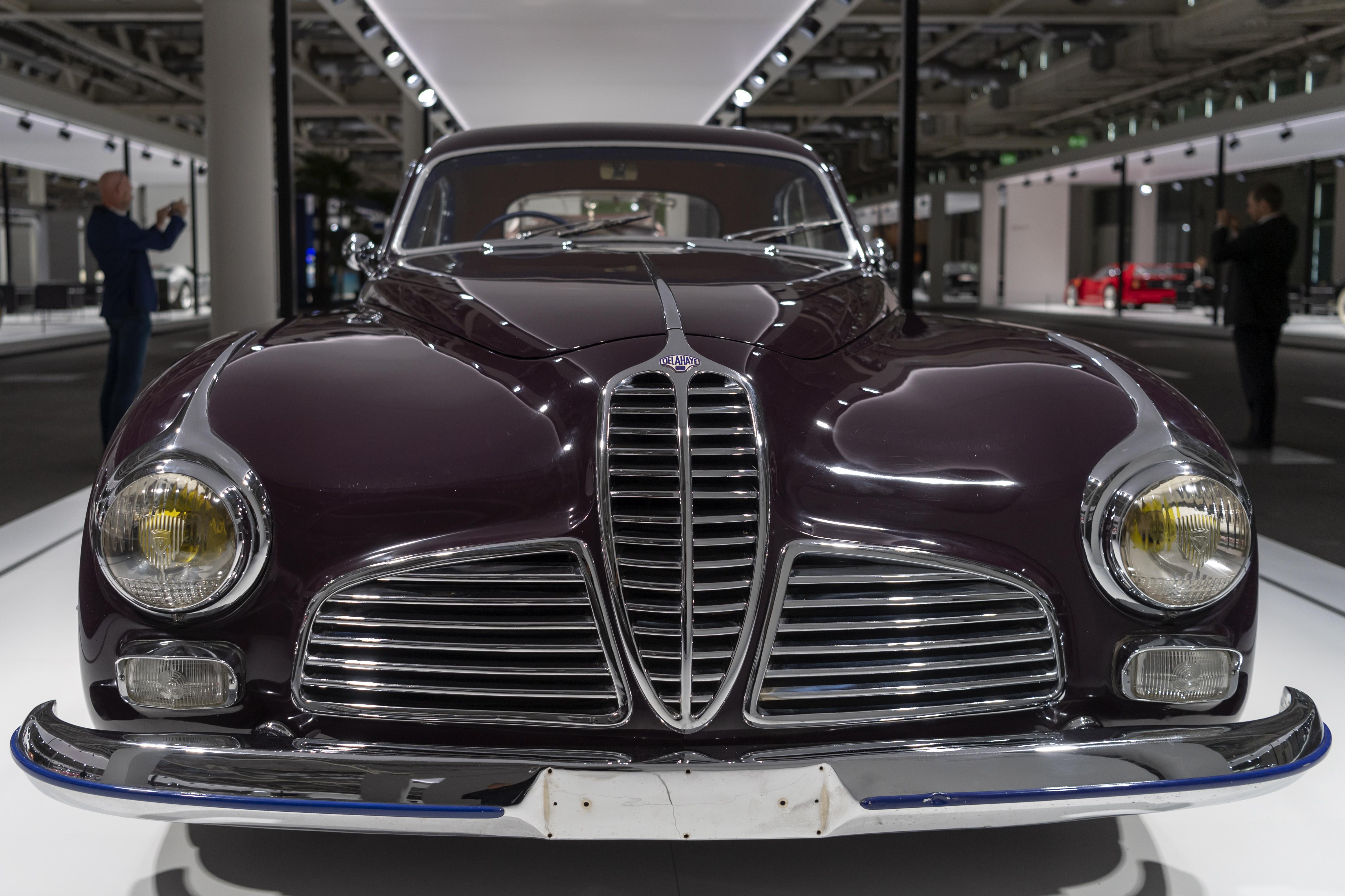 Delahaye 135M (1949)