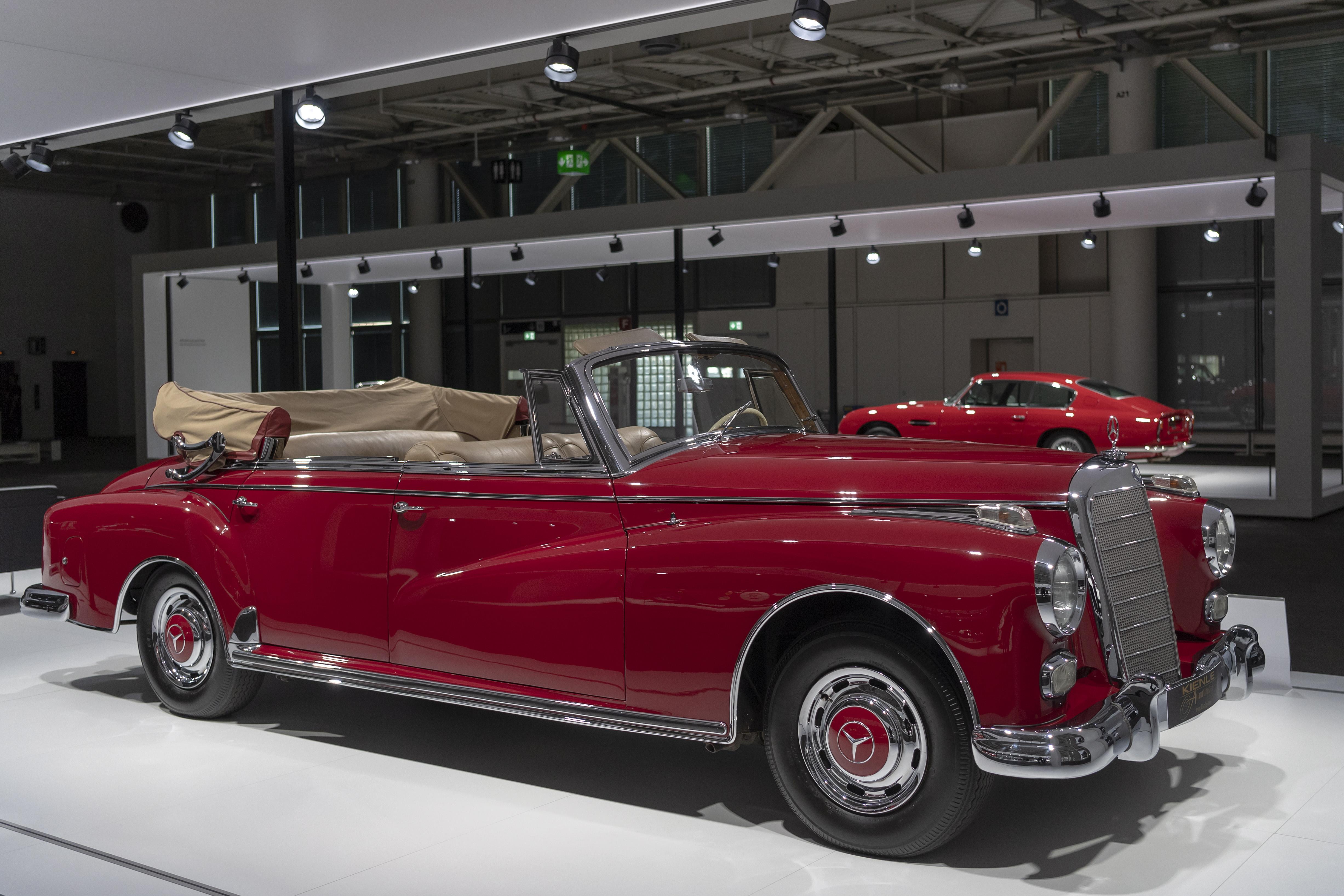 Mercedes-Benz 300 D Cabriolet D 1960