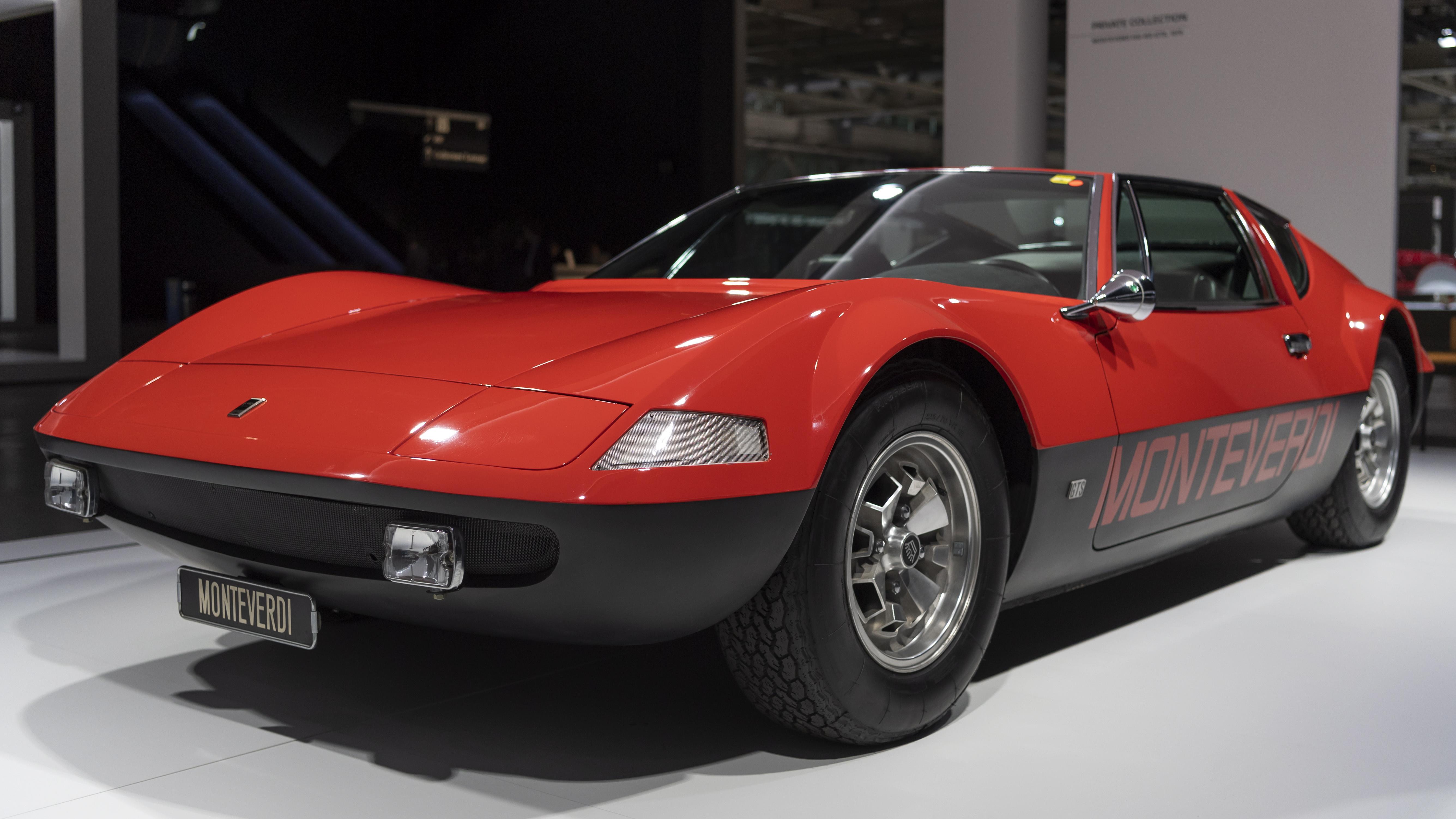 Monteverdi HAI 450 GTS (1970)