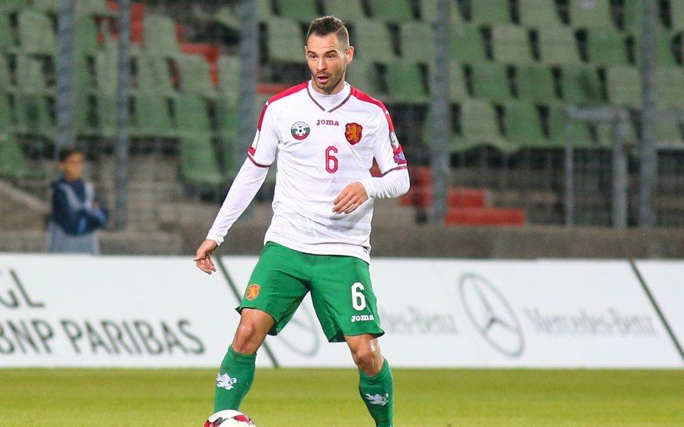 Българският национал Симеон Славчев ще напусне настоящия си клуб Карабах