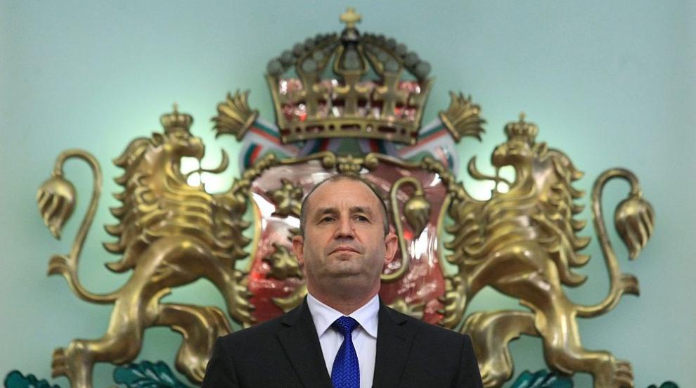 Румен Радев наложи вето върху част от Закона за държавната собственост