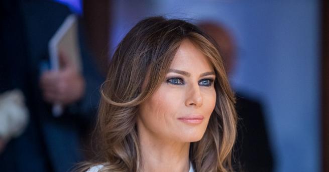 Първата дама на САЩ Мелания Тръмп обвини автора на критичната