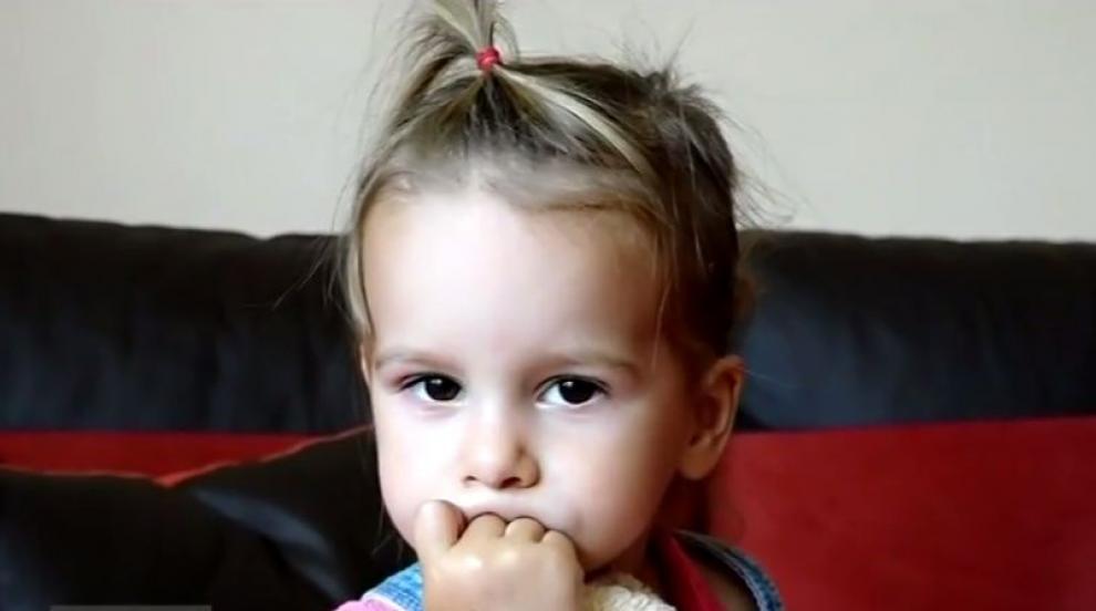 Семейство търси помощ за уникална операция на малката си дъщеря