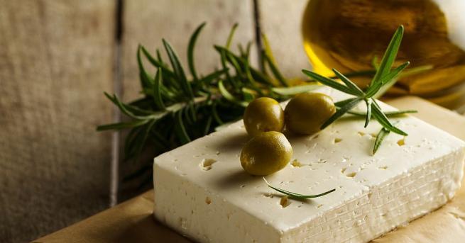 """Учени откриха възможно най-отлежалото сирене в света - """"фета"""" на"""