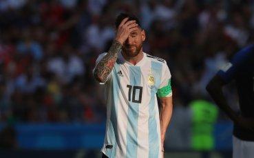 Меси със сигурност щял да играе за Аржентина отново