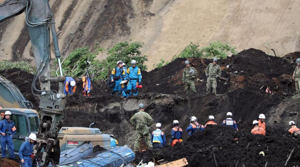 Расте броят на жертвите на земетресението в Япония
