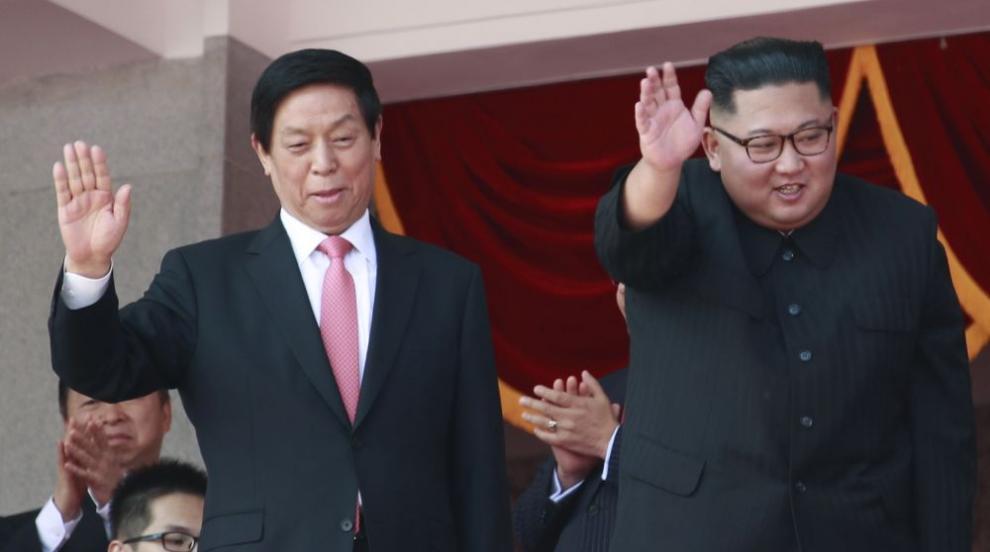 В Пхенян отбелязаха 70-ата годишнина от основаването на Северна Корея