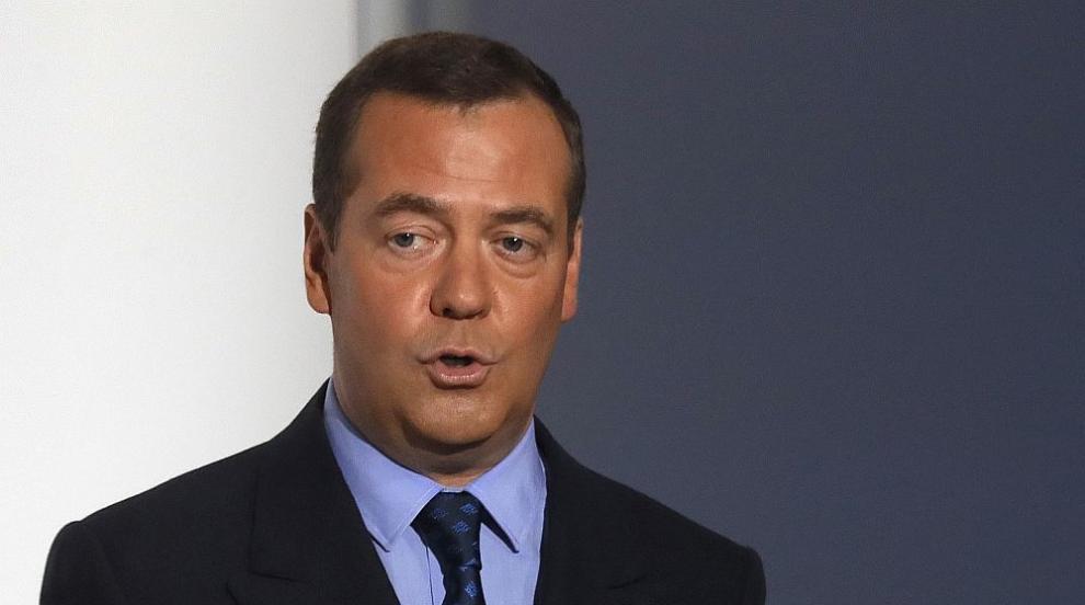 Медведев за наказанието от УАДА: Това е антируска истерия