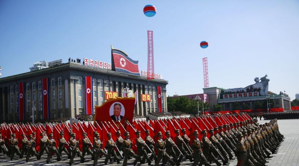 Северна Корея поиска помощ заради недостиг на храна