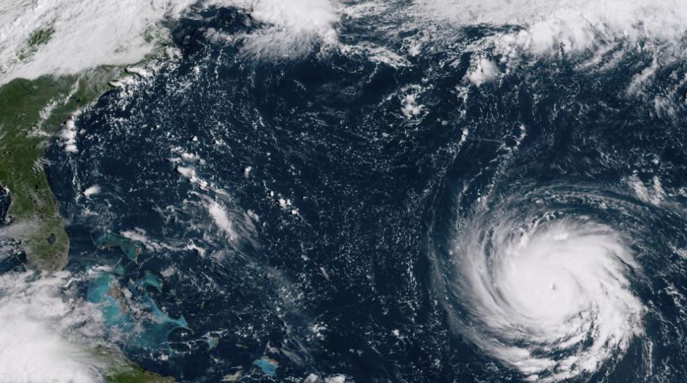 Заради ураган в САЩ: евакуираха 1 млн. души