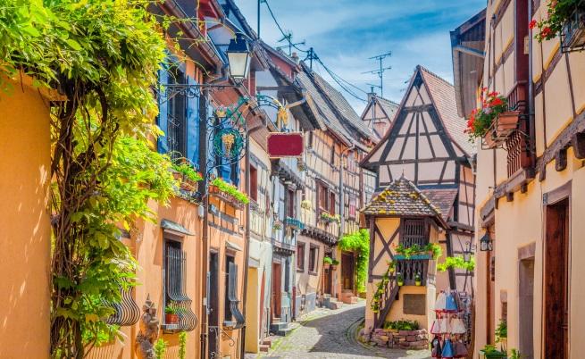 Едни от най-чаровните френски градчета и селца (СНИМКИ)