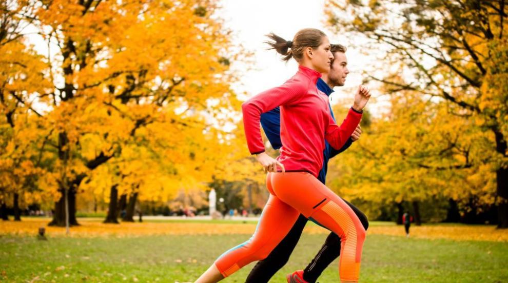 Няколко съвета как да започнем да спортуваме през есента