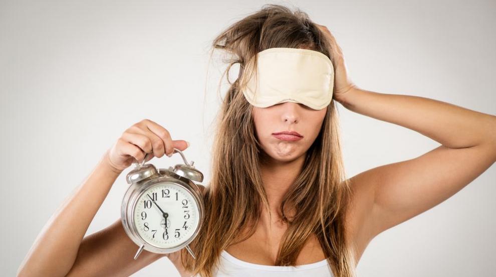 10 неща, които се случват с тялото ви, когато ви липсва сън