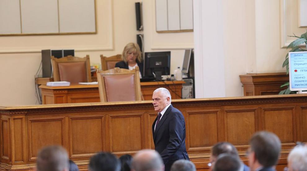 Радев: Илия Стоилов е напуснал легално границите на България на 6 септември