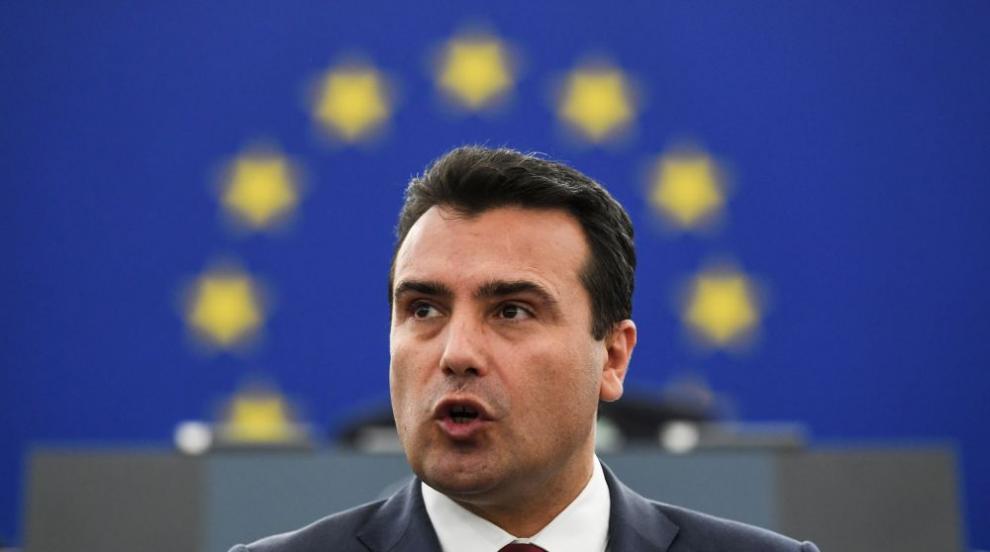 Заев: Може би Груевски е бил отвлечен?