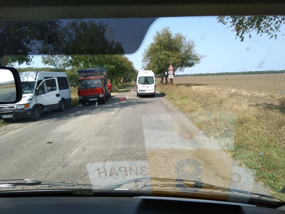 Резултат с изображение за Ремонтът на пътя Добрич-Албена приключва до 30 септември