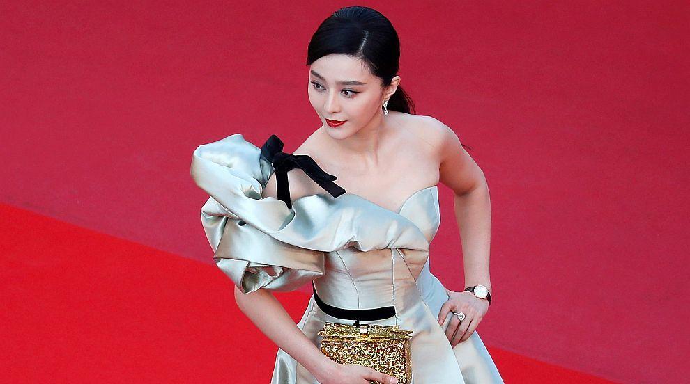 Актрисата Фан Бинбин е изчезнала