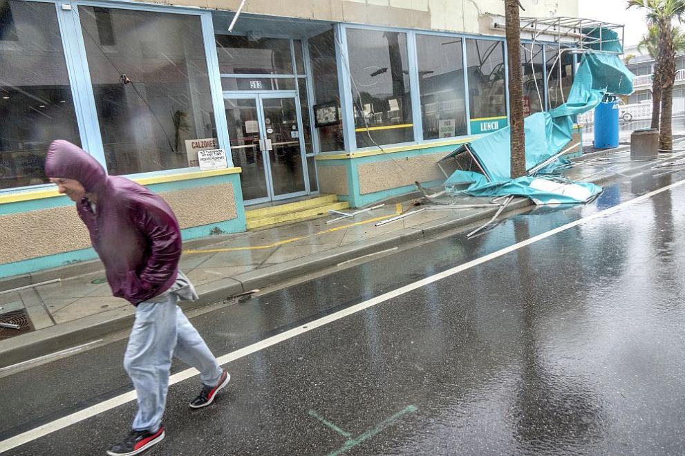 Ураганът Флорънс