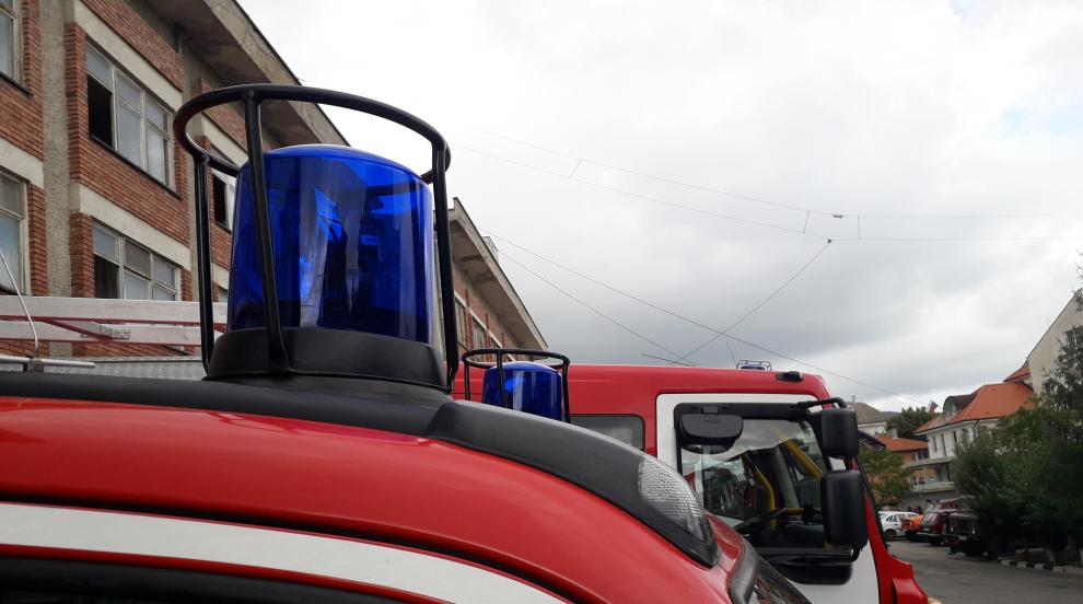 Задържаха мъж, причинил пожар в димитровградско село