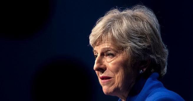 Британският премиер Тереза Мей каза днес, че ЕС трябва да