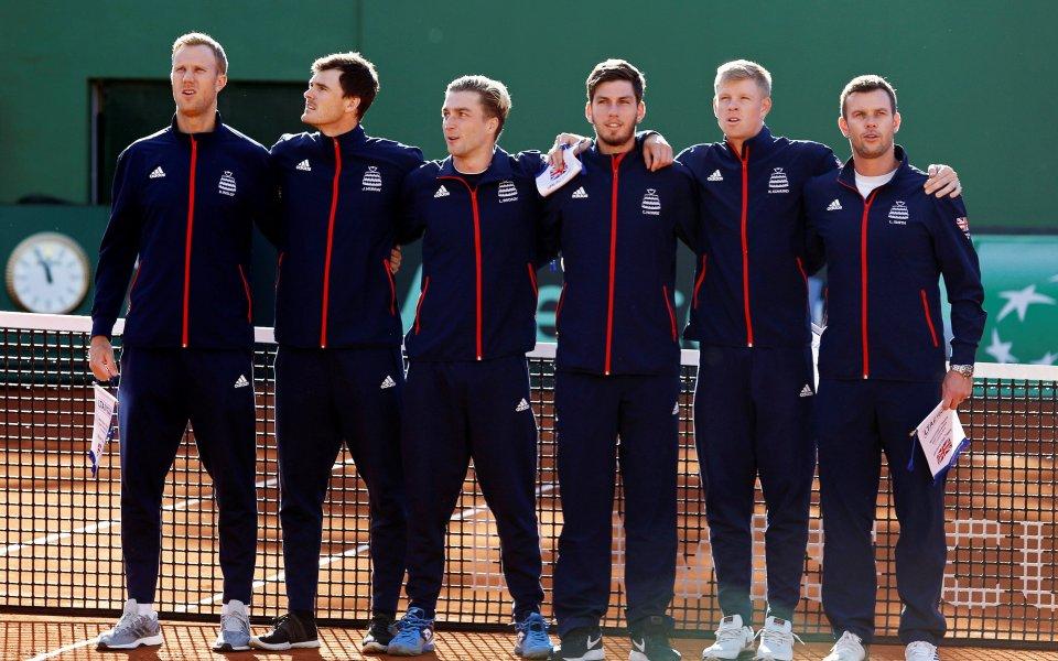 Великобритания запази мястото си в световната група на Купа