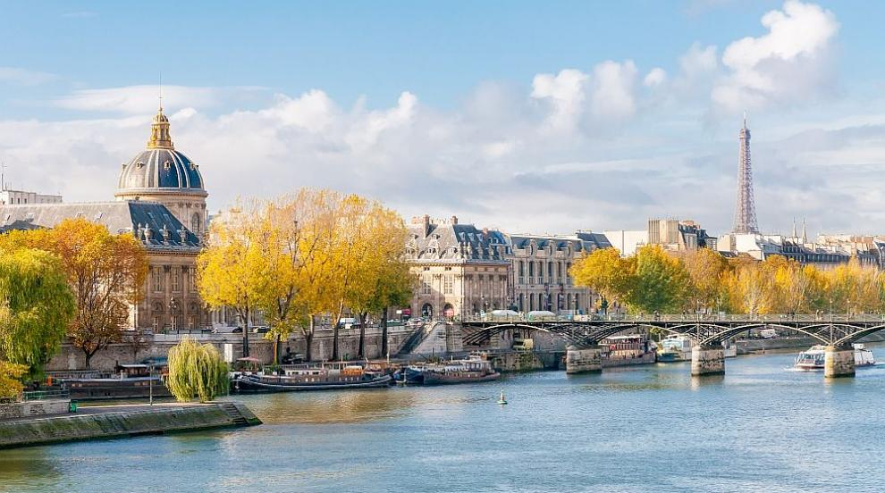 Париж без автомобили