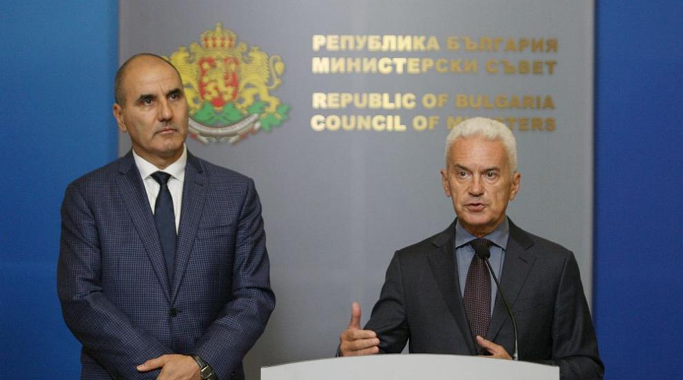 Управляващите поискаха среща с президента по казуса с Младен Маринов, той...