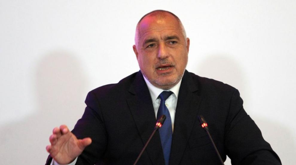 Борисов: Първо с Радев ще обсъдя предложението за нов главен секретар на МВР