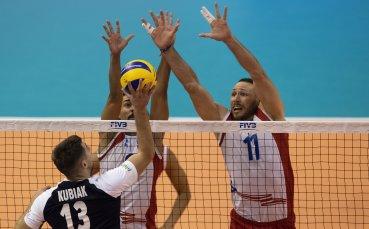 Глоба за волейболистите на Полша преди мача с България