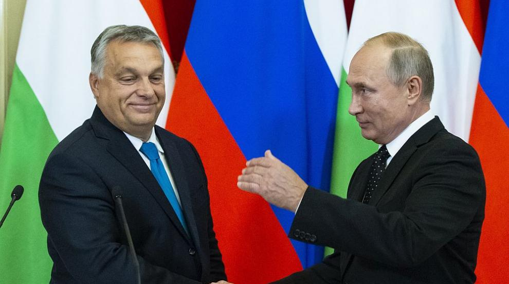Какво важно си казаха Путин и Орбан?
