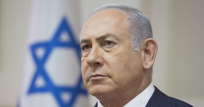 Израелският премиер Бенямин Нетаняху заяви, че Сирия е отговорна за
