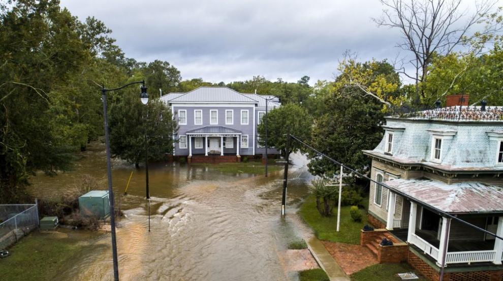 Жертвите в САЩ на урагана Флорънс станаха 35