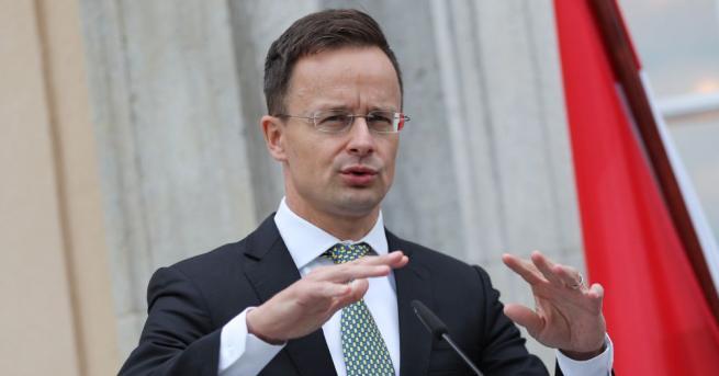 Ръководителят на унгарската дипломация обвини днес ООН, че разпространява лъжи