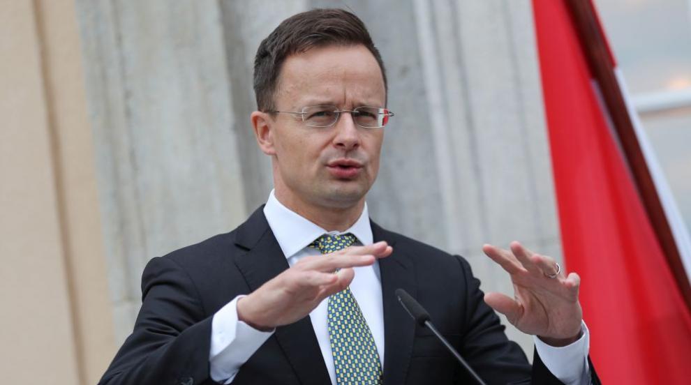 Унгария никога няма да бъде страна на мигранти