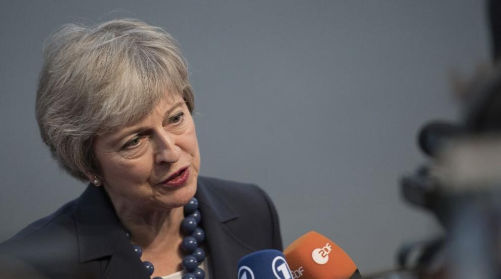 ЕС трябва да промени позицията си Брекзит, смята Тереза Мей