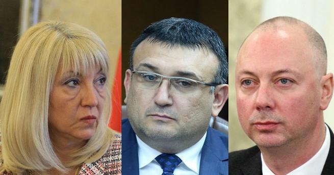 Депутатите гласуваха да бъдат освободени от постовете си министрите в