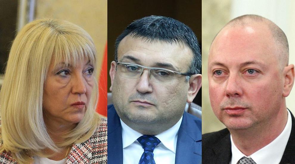 Депутатите избраха тримата нови министри