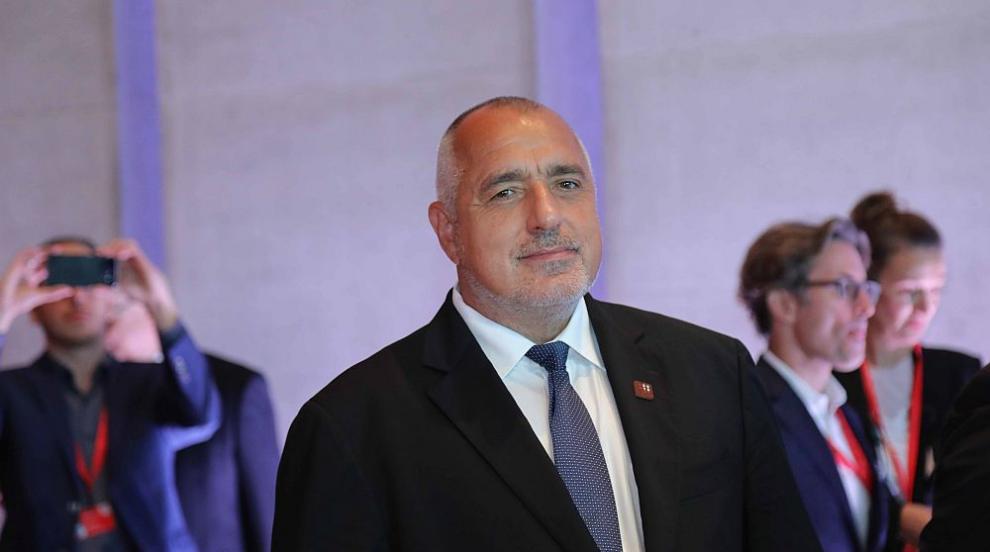 Борисов се надява, че новите министри ще се справят добре
